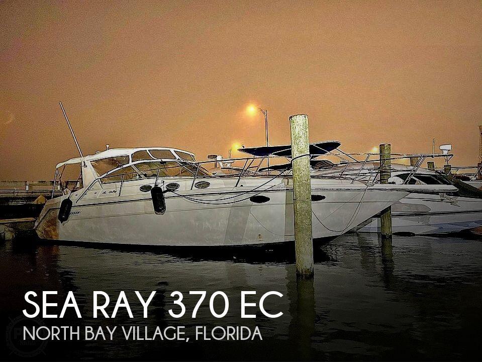 1994 Sea Ray Express 370