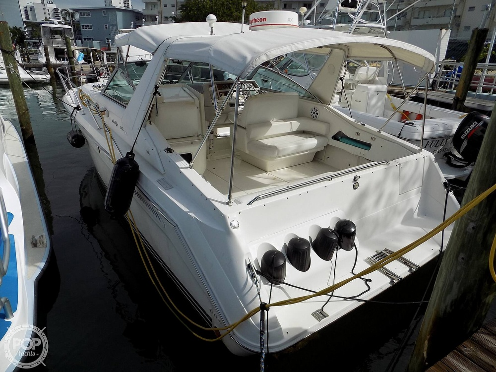 1994 Sea Ray boat for sale, model of the boat is 370 EC & Image # 18 of 40