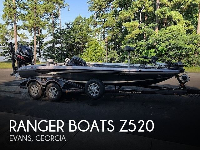 Used Ranger Boats Boats For Sale in Georgia by owner | 2014 Ranger Boats Z520
