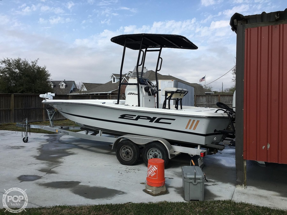2016 Epic boat for sale, model of the boat is 21SC & Image # 14 of 40