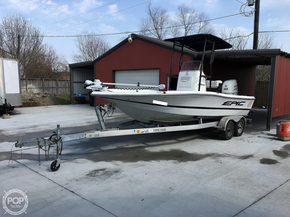 2016 Epic boat for sale, model of the boat is 21SC & Image # 2 of 40