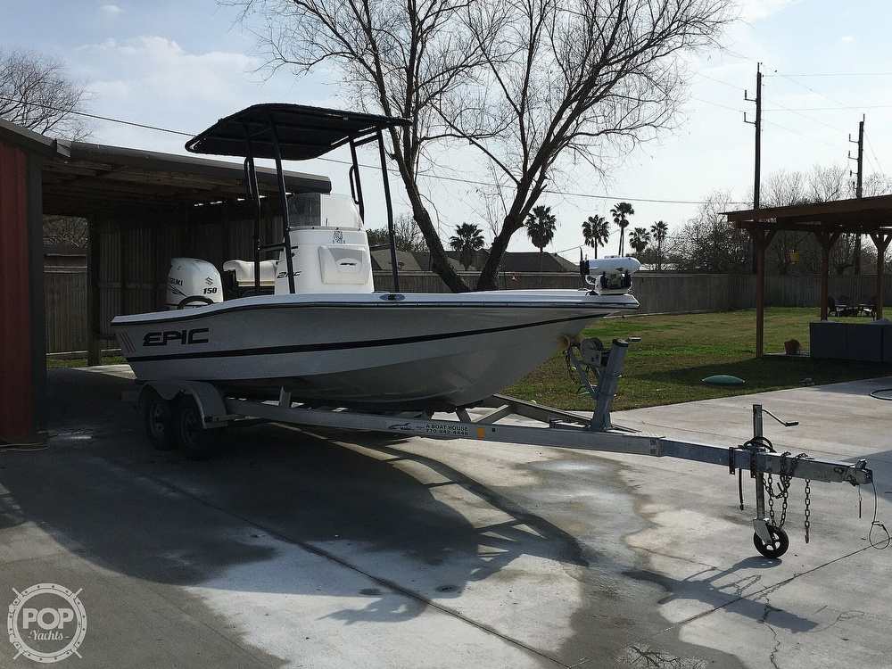 2016 Epic boat for sale, model of the boat is 21SC & Image # 15 of 40