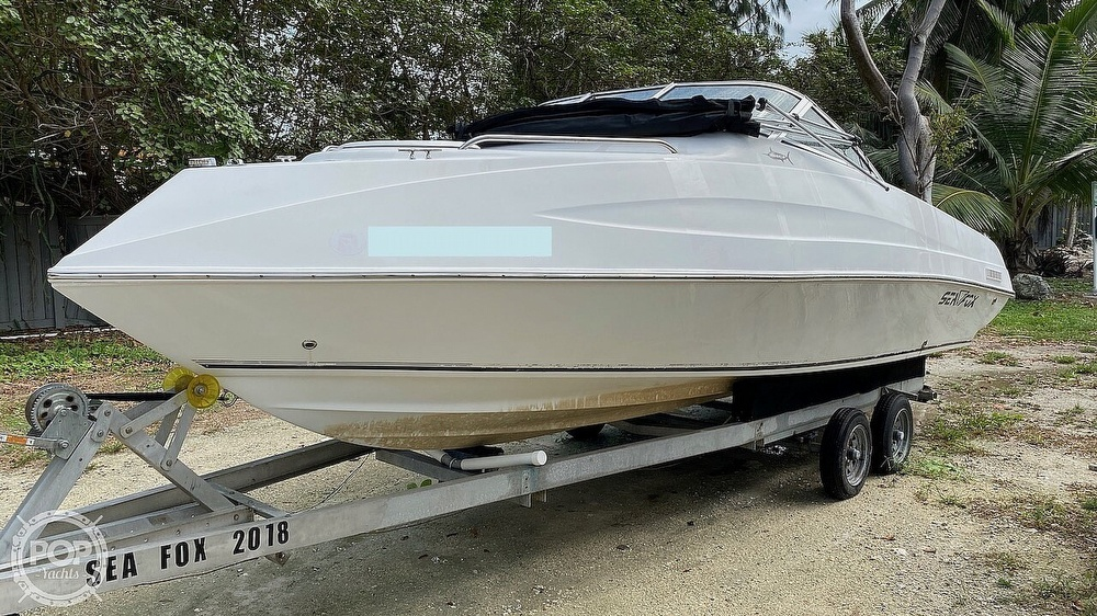 2005 Sea Fox boat for sale, model of the boat is 204CF & Image # 4 of 40