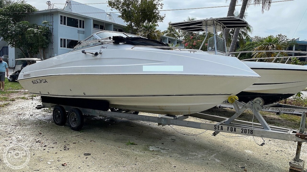 2005 Sea Fox boat for sale, model of the boat is 204CF & Image # 11 of 40