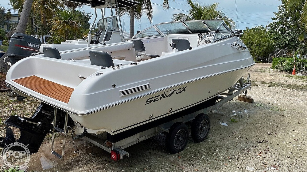 2005 Sea Fox boat for sale, model of the boat is 204CF & Image # 22 of 40
