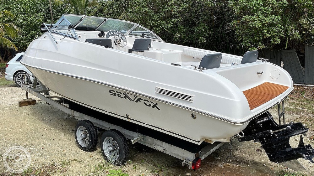 2005 Sea Fox boat for sale, model of the boat is 204CF & Image # 25 of 40
