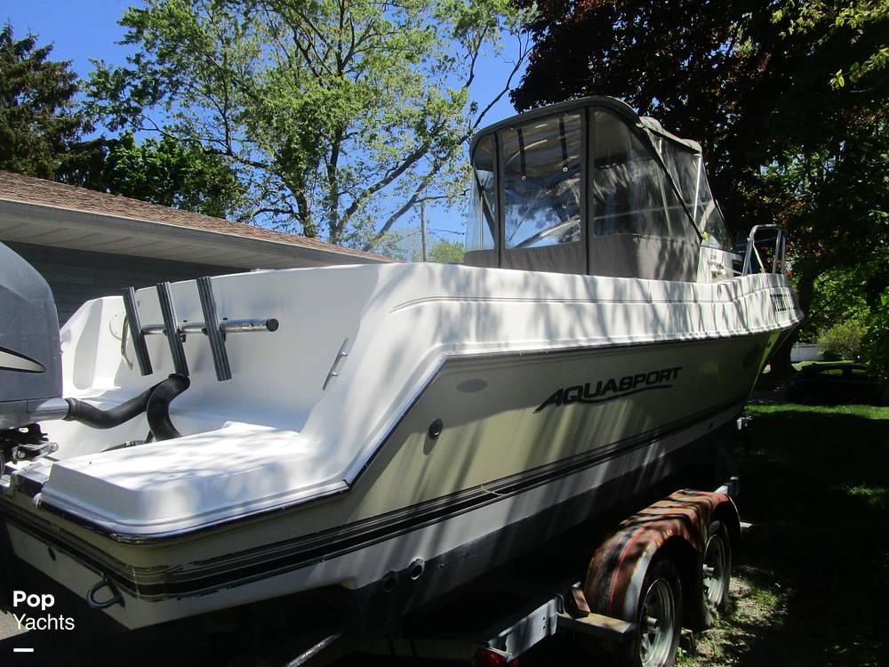 2002 Aquasport boat for sale, model of the boat is Explorer 250 & Image # 20 of 40