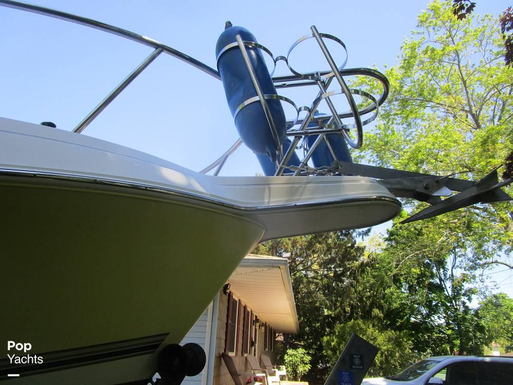 2002 Aquasport boat for sale, model of the boat is Explorer 250 & Image # 22 of 40