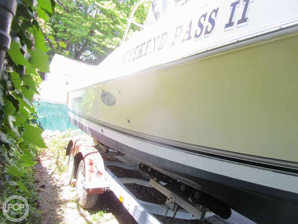 2002 Aquasport boat for sale, model of the boat is Explorer 250 & Image # 28 of 40
