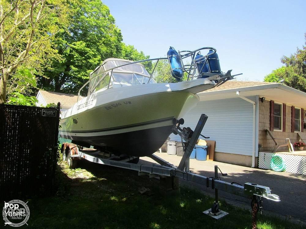 2002 Aquasport boat for sale, model of the boat is Explorer 250 & Image # 2 of 40