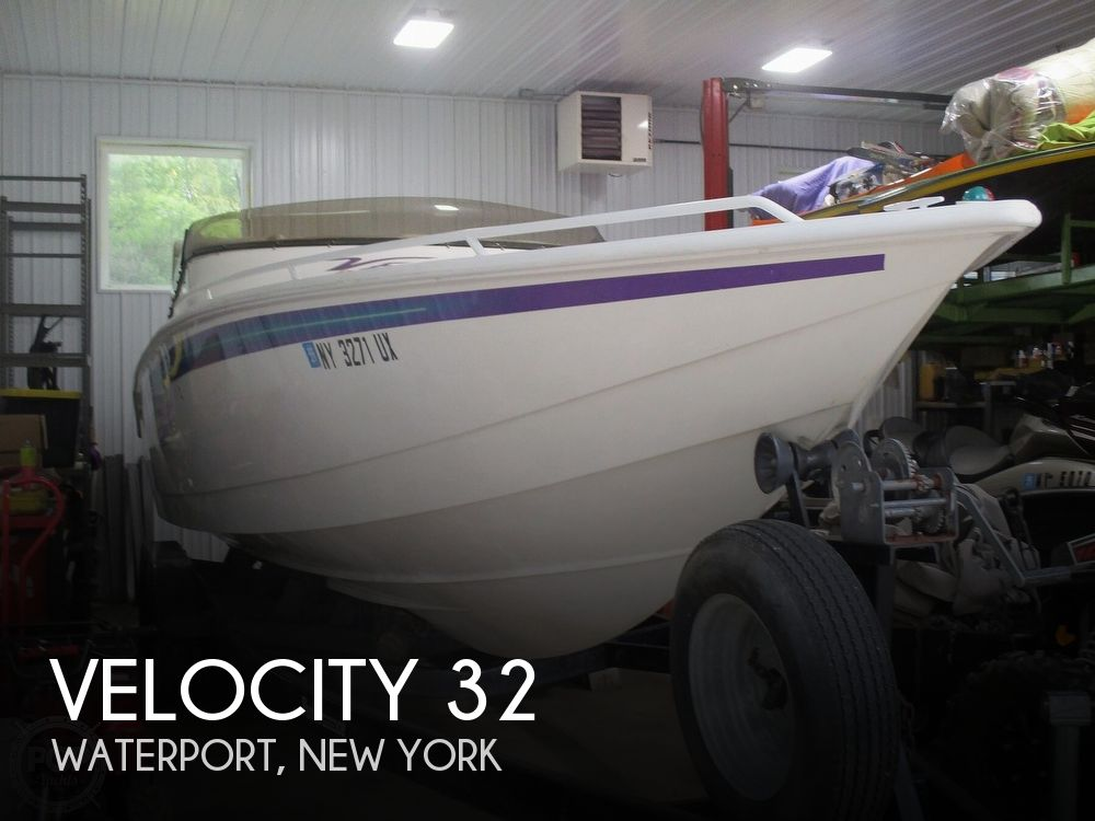 Used Velocity Boats For Sale by owner | 1997 Velocity 32