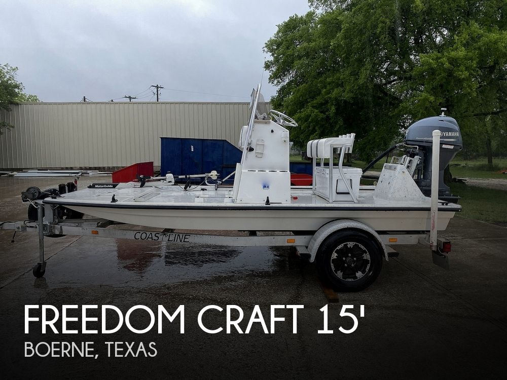 2007 Freedom Craft boat for sale, model of the boat is Chiquita & Image # 1 of 40