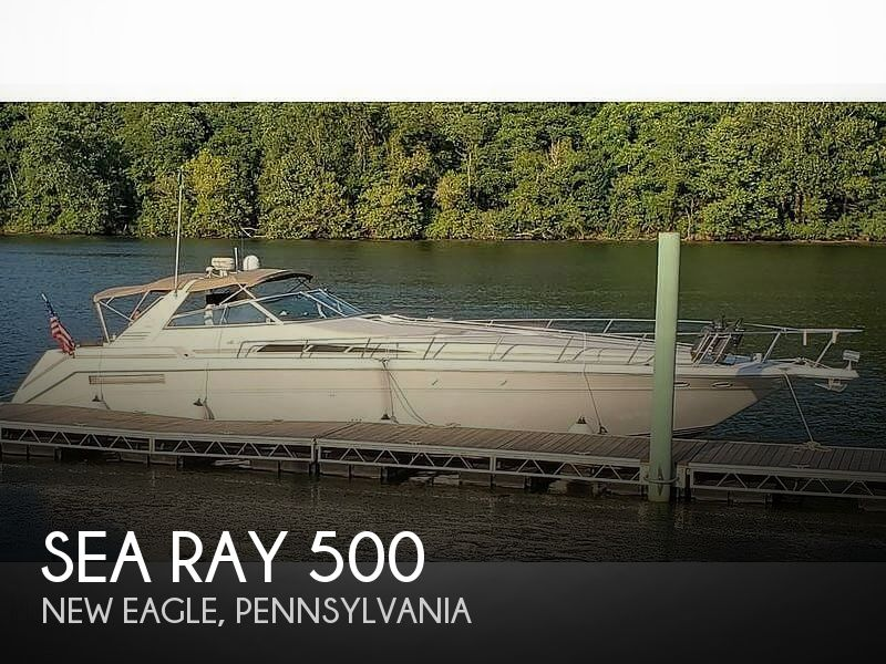 Used Boats For Sale in Pittsburgh, Pennsylvania by owner | 1992 Sea Ray 500