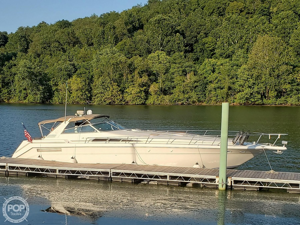1992 Sea Ray boat for sale, model of the boat is 500 Sundancer & Image # 2 of 40