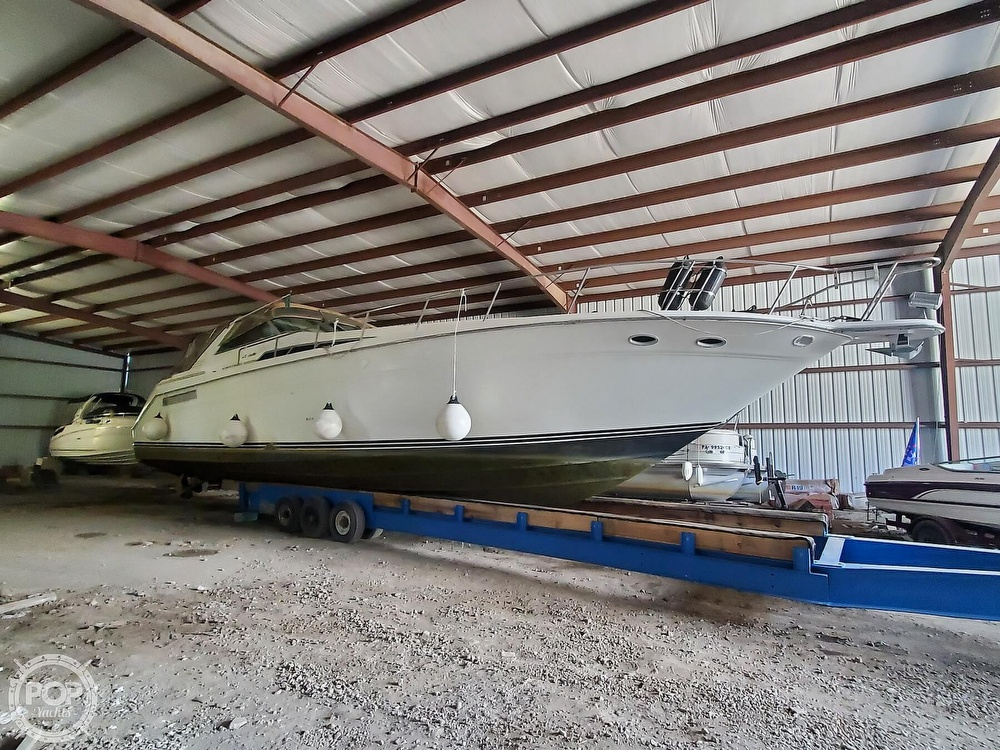 1992 Sea Ray boat for sale, model of the boat is 500 Sundancer & Image # 36 of 40