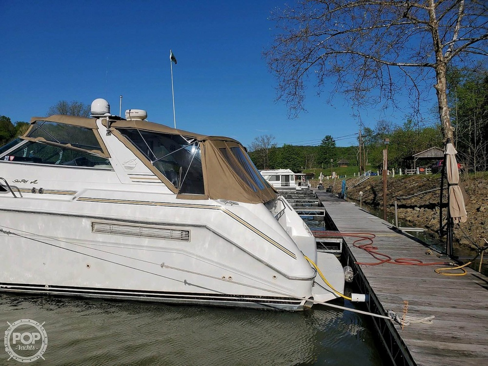 1992 Sea Ray boat for sale, model of the boat is 500 Sundancer & Image # 7 of 40
