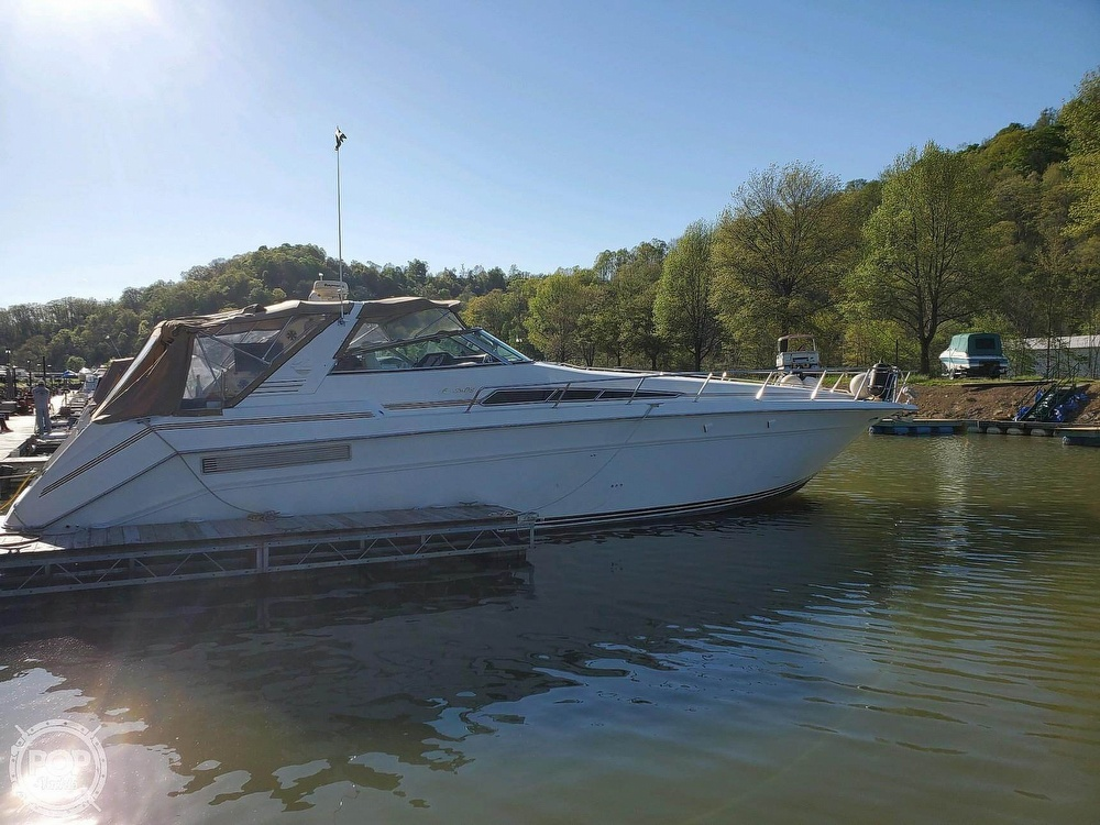 1992 Sea Ray boat for sale, model of the boat is 500 Sundancer & Image # 6 of 40