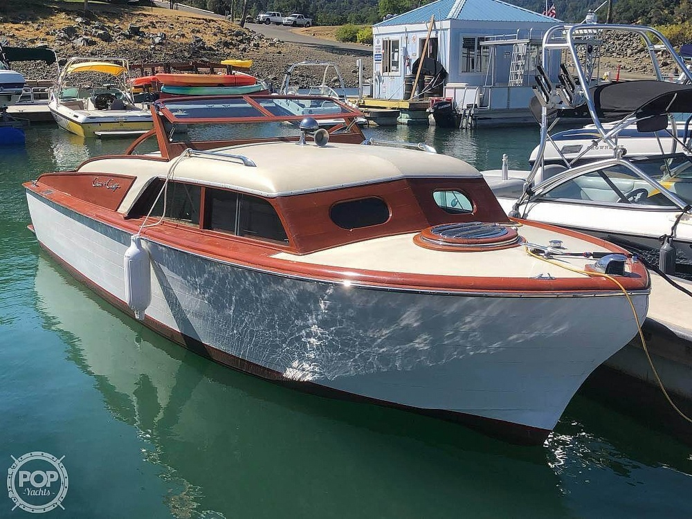 1954 Chris Craft boat for sale, model of the boat is 23 & Image # 2 of 15