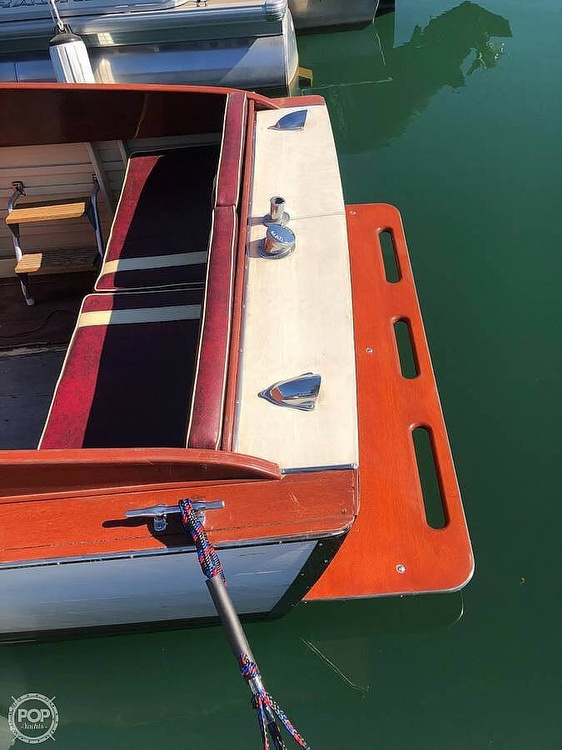 1954 Chris Craft boat for sale, model of the boat is 23 & Image # 4 of 15