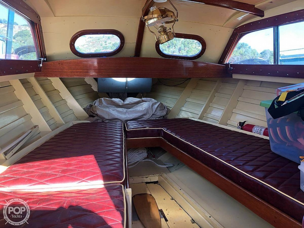 1954 Chris Craft boat for sale, model of the boat is 23 & Image # 5 of 15