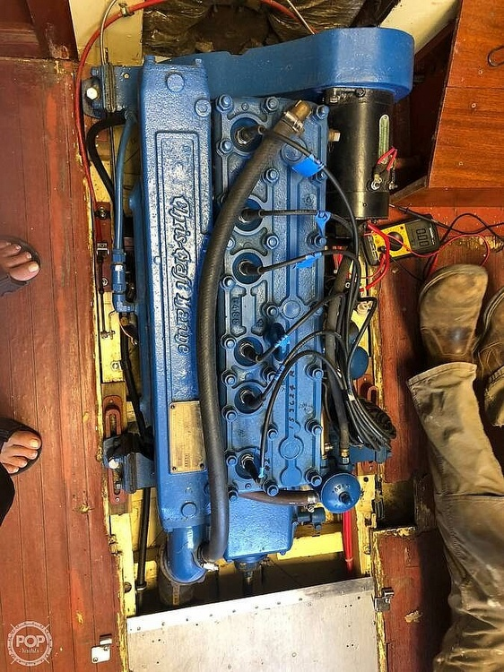 1954 Chris Craft boat for sale, model of the boat is 23 & Image # 9 of 15