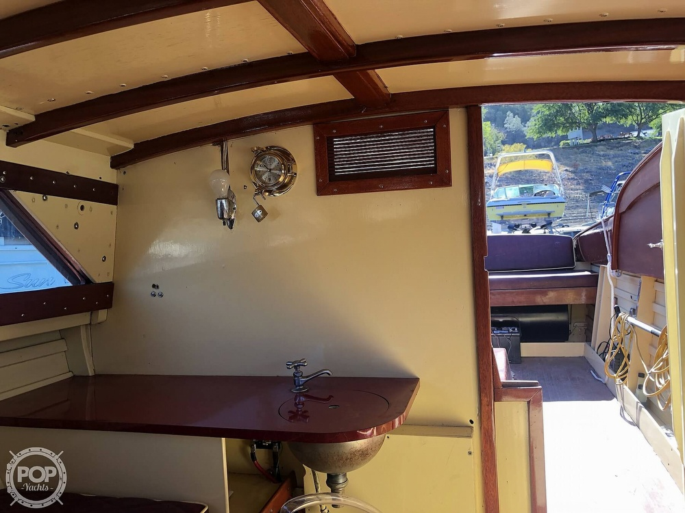 1954 Chris Craft boat for sale, model of the boat is 23 & Image # 14 of 15