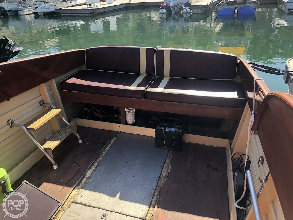 1954 Chris Craft boat for sale, model of the boat is 23 & Image # 15 of 15