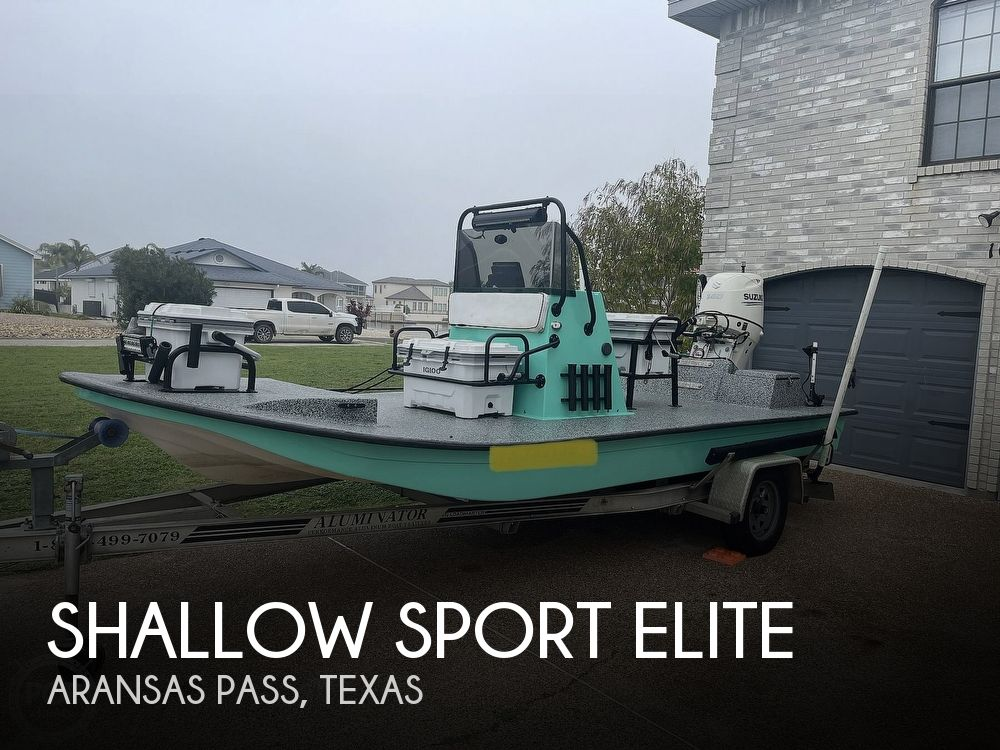 Used Shallow Sport Boats For Sale by owner | 1999 19 foot Shallow Sport Elite