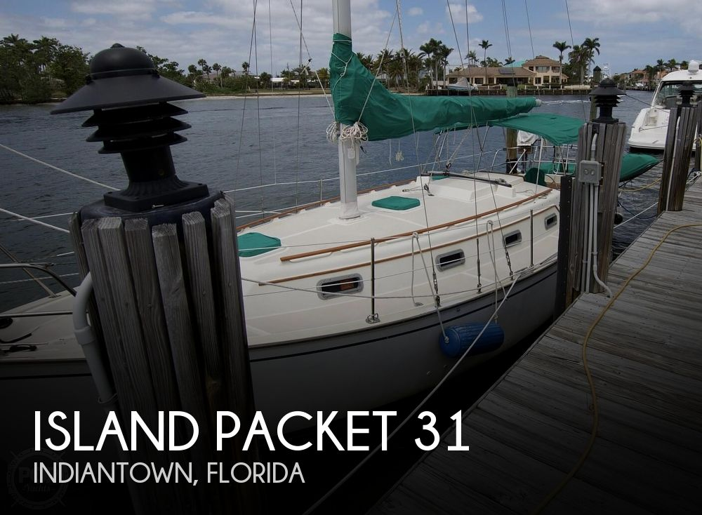 Used Island Packet Boats For Sale by owner   1984 Island Packet 31