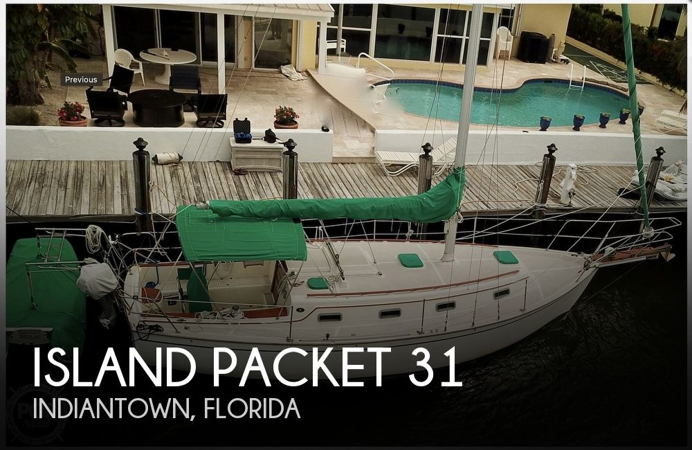 1984 ISLAND PACKET 31 for sale