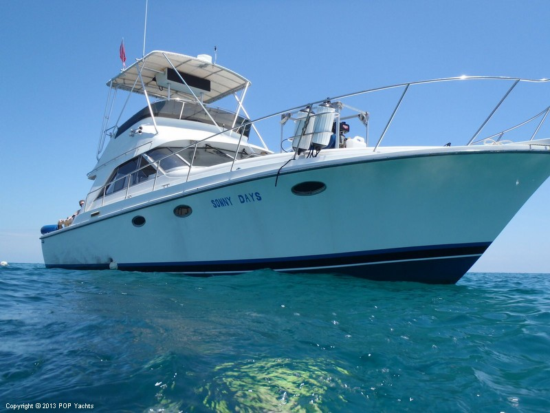 1985 Trojan 37 SF (11 Meter - Dive Boat) - Photo #5