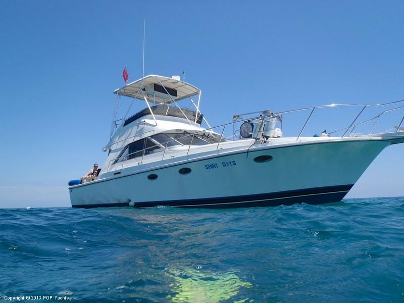 1985 Trojan 37 SF (11 Meter - Dive Boat) - Photo #4