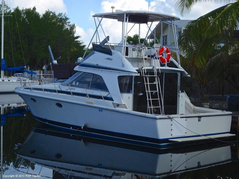 1985 Trojan 37 SF (11 Meter - Dive Boat) - Photo #10