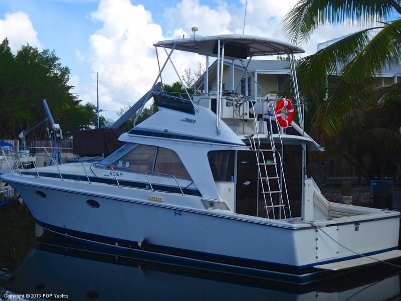 1985 Trojan 37 SF (11 Meter - Dive Boat) - Photo #2