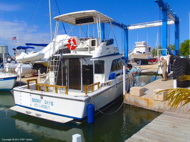 1985 Trojan 37 SF (11 Meter - Dive Boat) - Photo #6