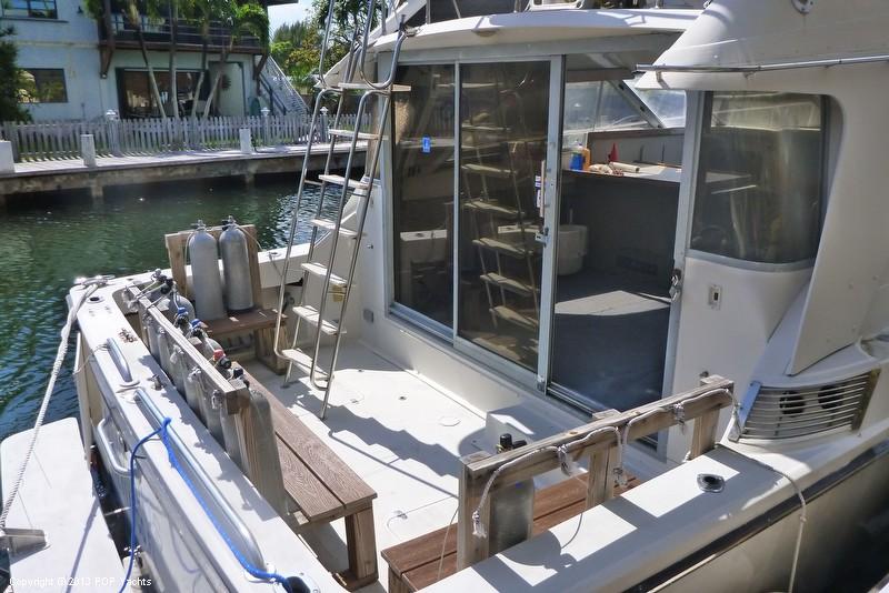 1985 Trojan 37 SF (11 Meter - Dive Boat) - Photo #14