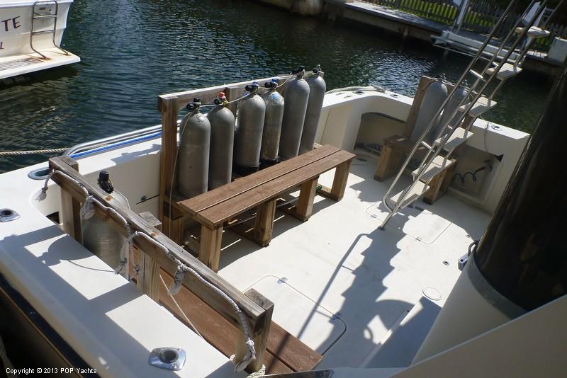 1985 Trojan 37 SF (11 Meter - Dive Boat) - Photo #15