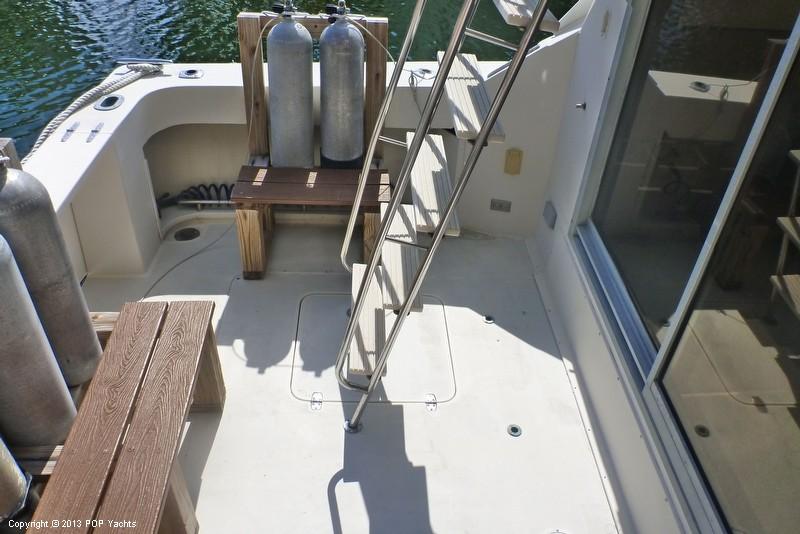 1985 Trojan 37 SF (11 Meter - Dive Boat) - Photo #20