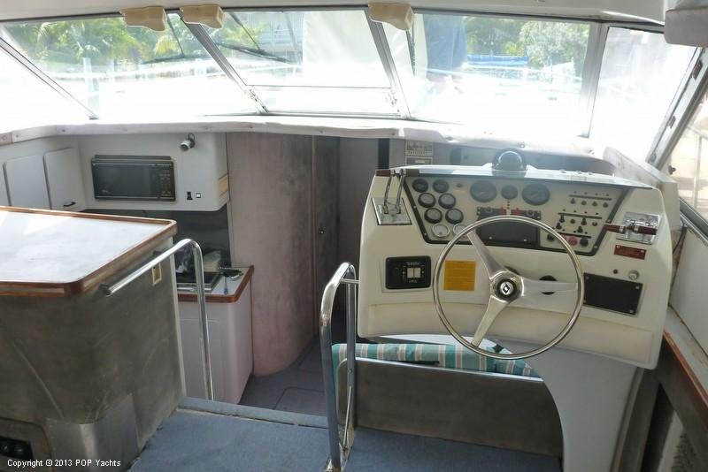 1985 Trojan 37 SF (11 Meter - Dive Boat) - Photo #23