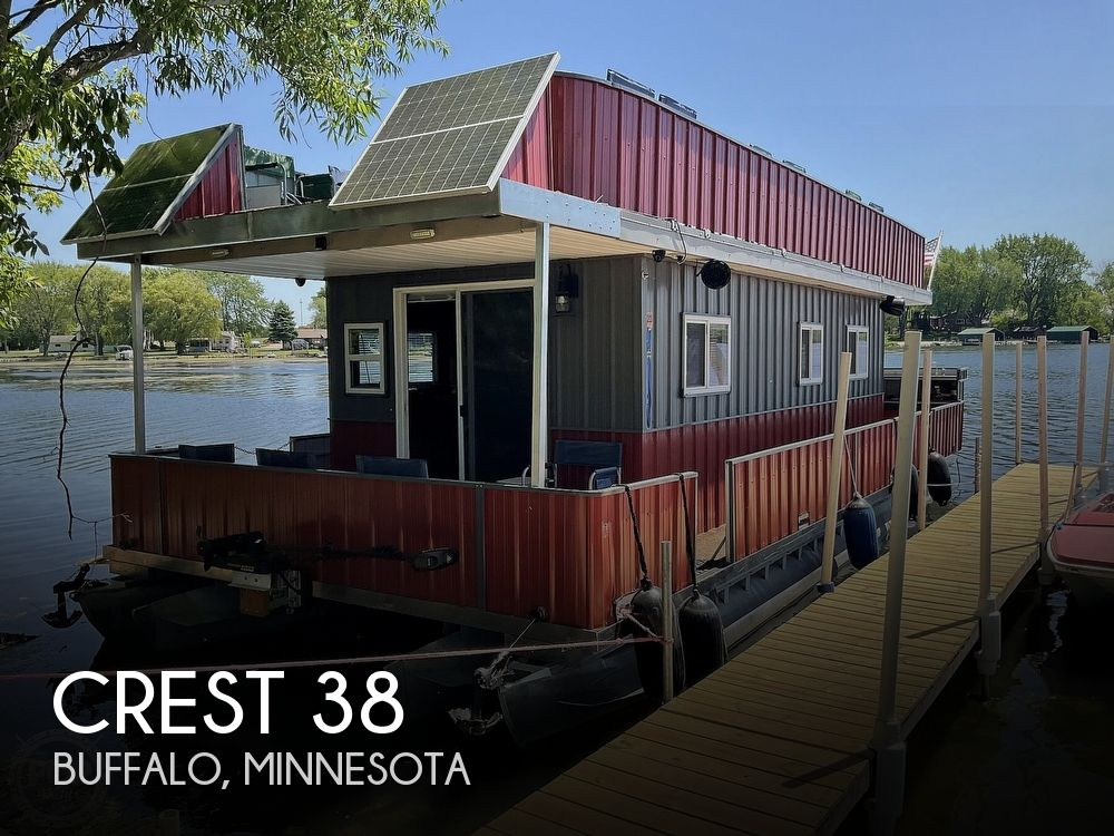 1972 CREST 38 for sale