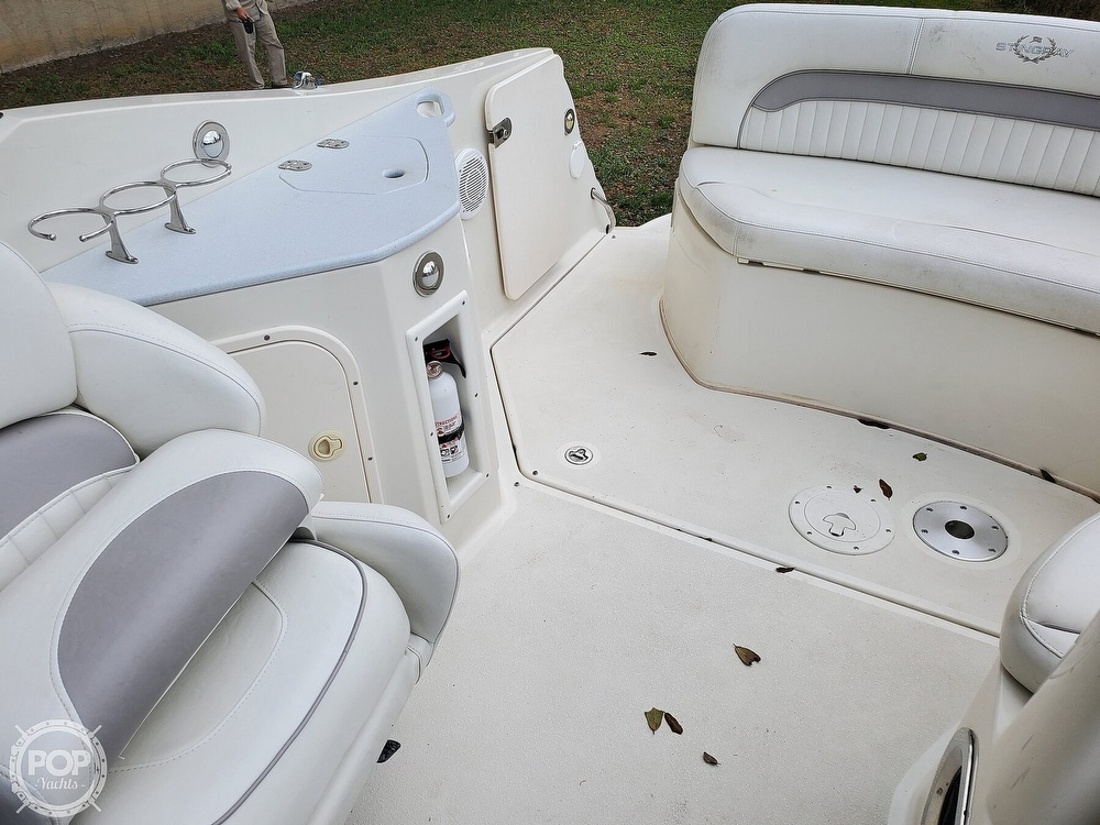 2007 Stingray boat for sale, model of the boat is 250 CS & Image # 40 of 40