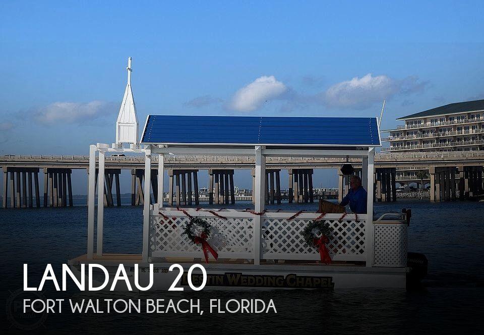 Used Landau Boats For Sale by owner   2002 Landau 20
