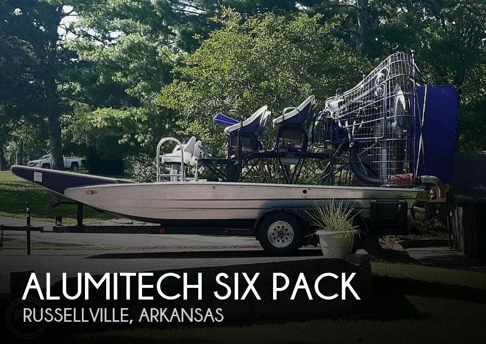 1999 Alumitech boat for sale, model of the boat is Six Pack & Image # 1 of 7