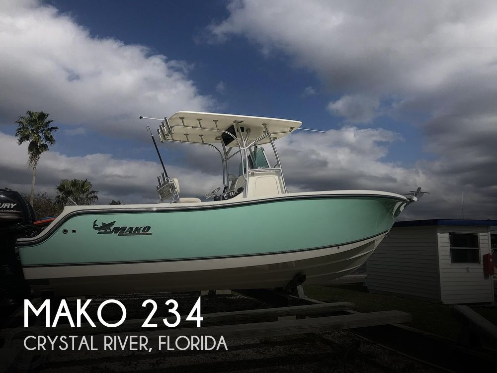 Used MAKO Boats For Sale in Florida by owner | 2016 Mako 234