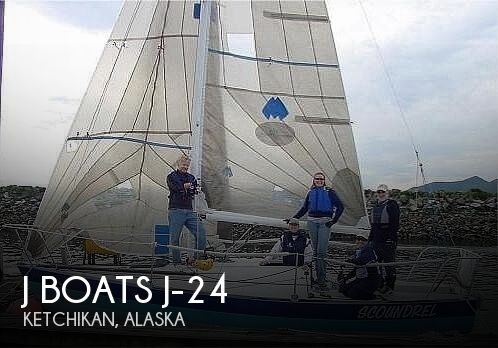 1981 J BOATS J 24 for sale