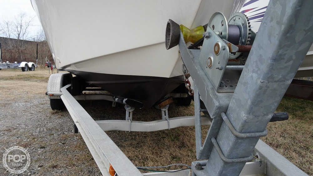 1996 Wellcraft boat for sale, model of the boat is CCF 238 Offshore & Image # 9 of 40