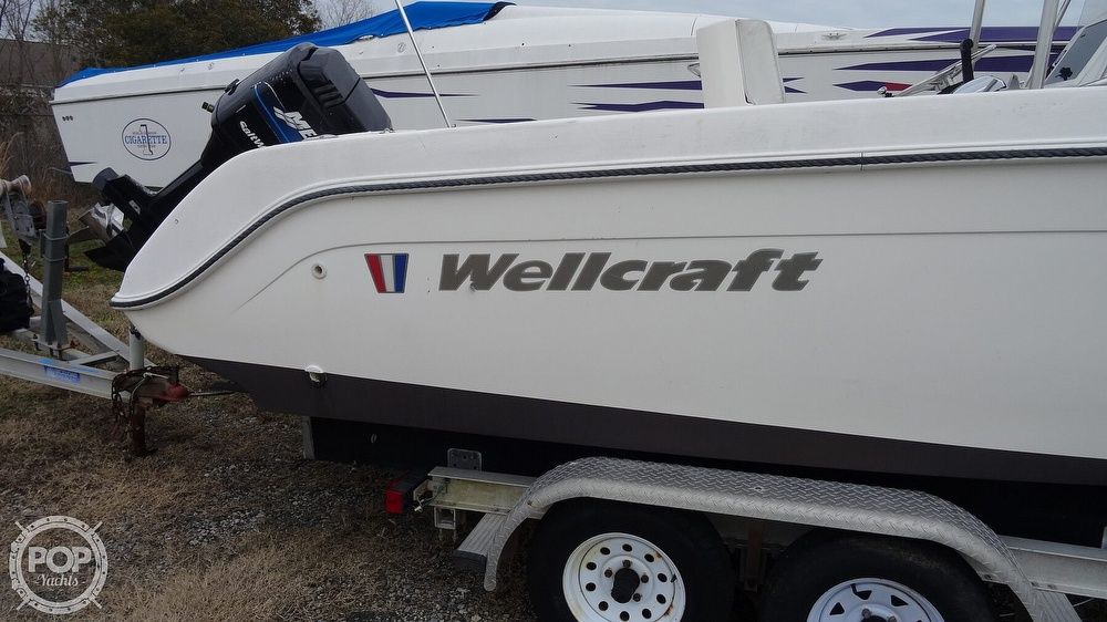 1996 Wellcraft boat for sale, model of the boat is CCF 238 Offshore & Image # 14 of 40