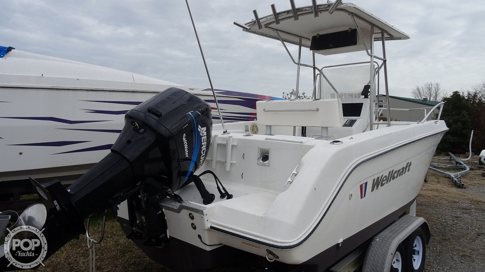 1996 Wellcraft boat for sale, model of the boat is CCF 238 Offshore & Image # 16 of 40