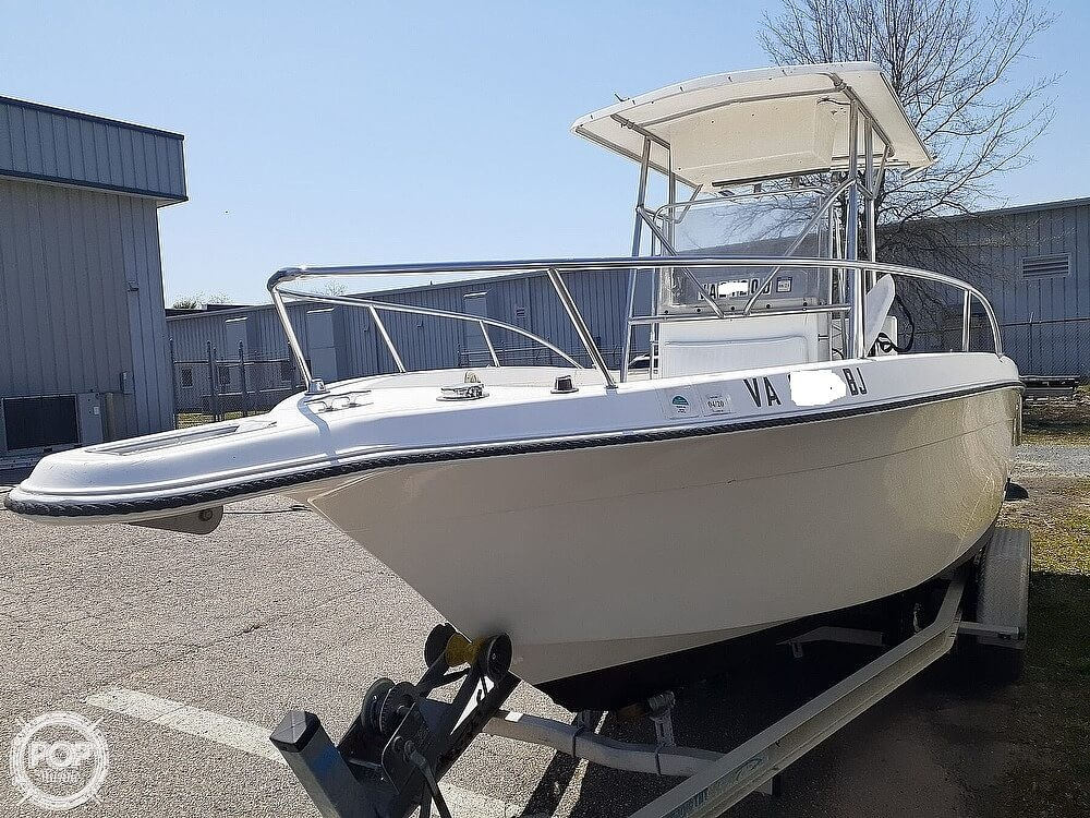 1996 Wellcraft boat for sale, model of the boat is CCF 238 Offshore & Image # 4 of 40