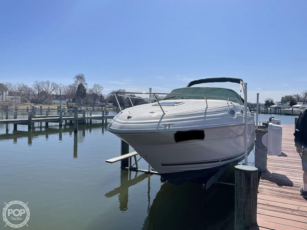 2001 Sea Ray boat for sale, model of the boat is 240 Sundancer & Image # 13 of 40